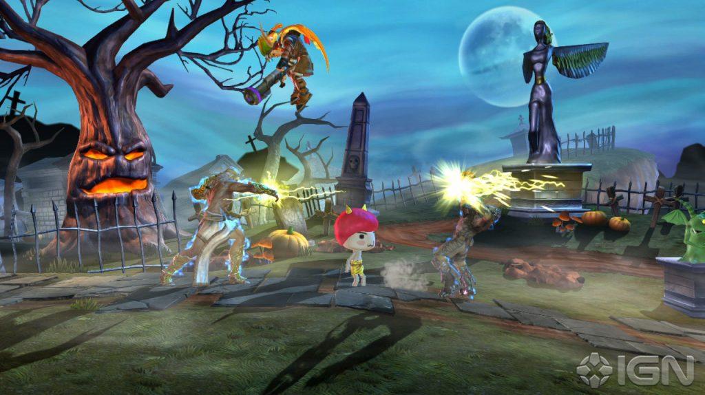 PlayStation All-Stars Battle Royale Zeus
