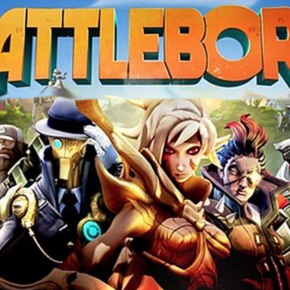 Battleboen Title Image