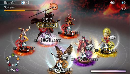 Destiny of Spirits Battle
