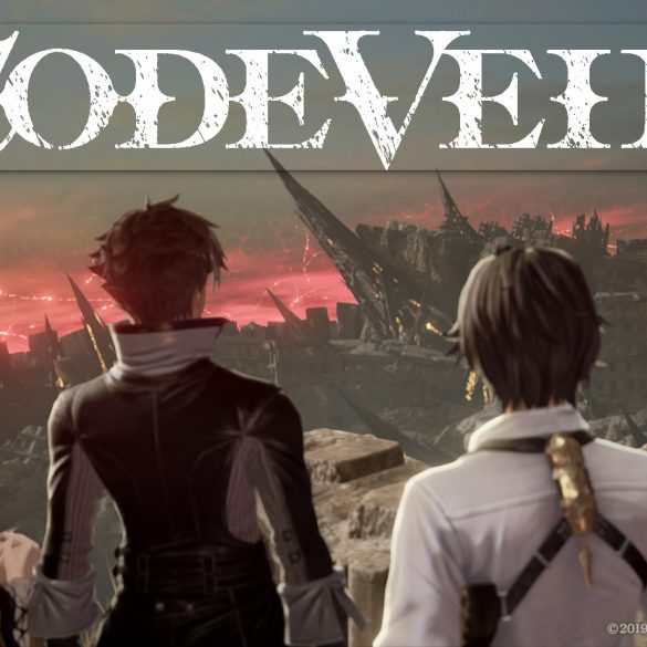 Code Vein Feature