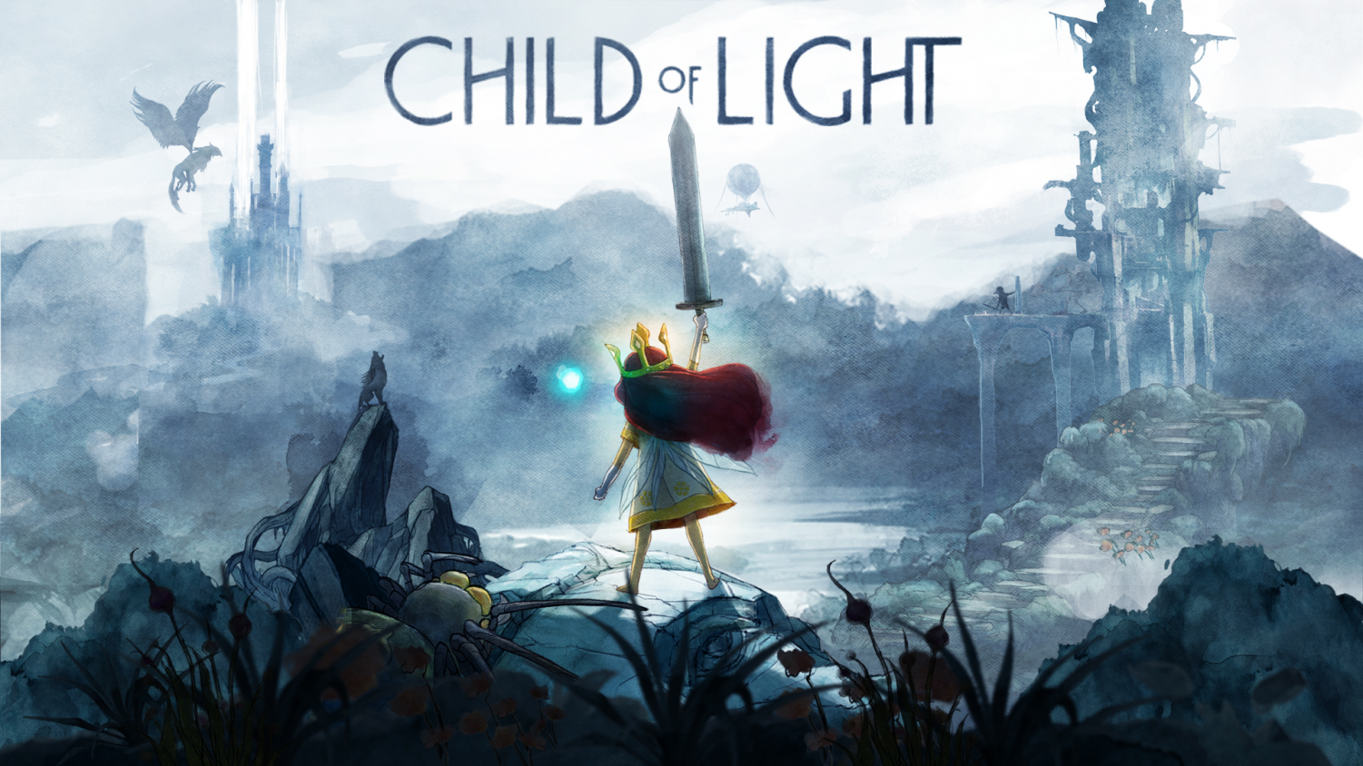 Child of Light Title
