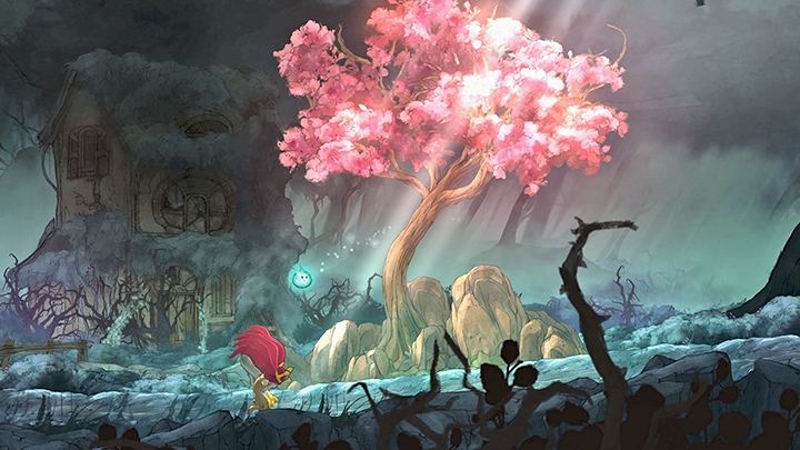 Child of Light Peaceful