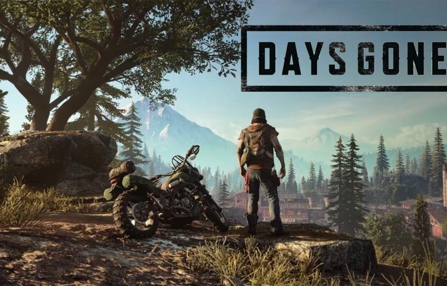 Days Gone Logo