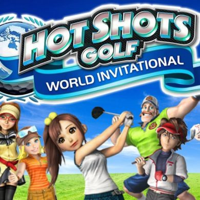 Hot Shots Golf World Invitational Title