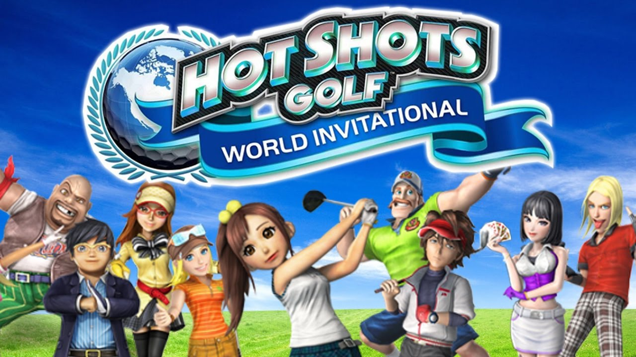 Hot Shots Golf World Invitational Title