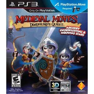 Medieval Moves Deadmund's Quest