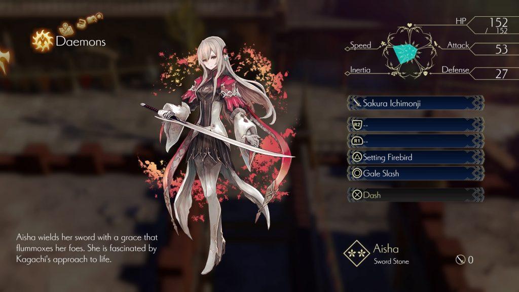 Oninaki Daemon Aisha