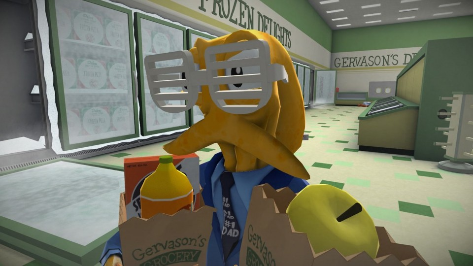 Octodad Dadliest Catch Shopping
