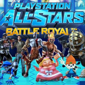 PlayStation All Stars title