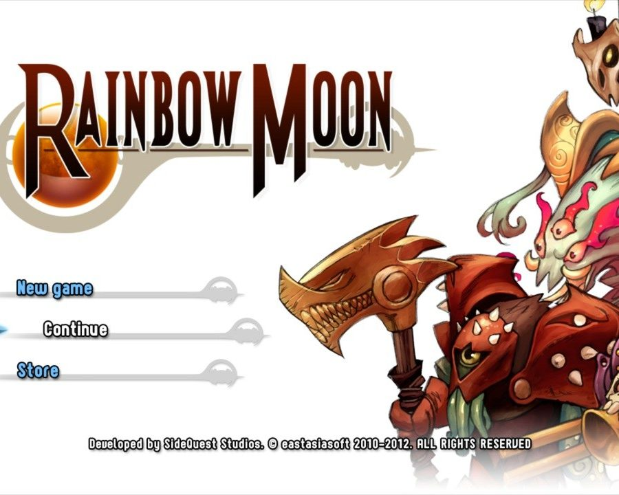 Rainbow Moon Title