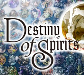 Destiny of Spirits Title