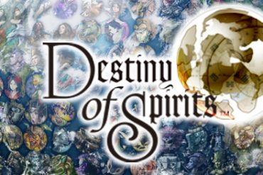 Destiny of Spirits Title