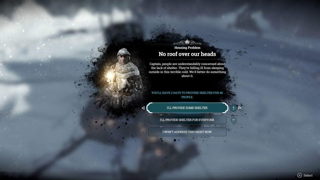 Frostpunk: Console Edition Tasks