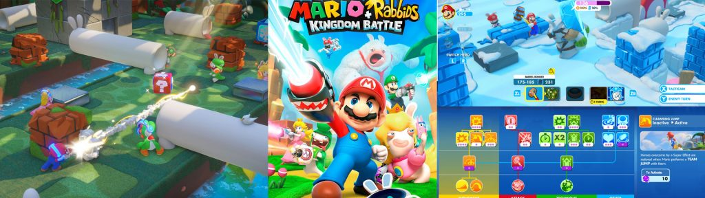 Mario + Rabbids Kingom Battle
