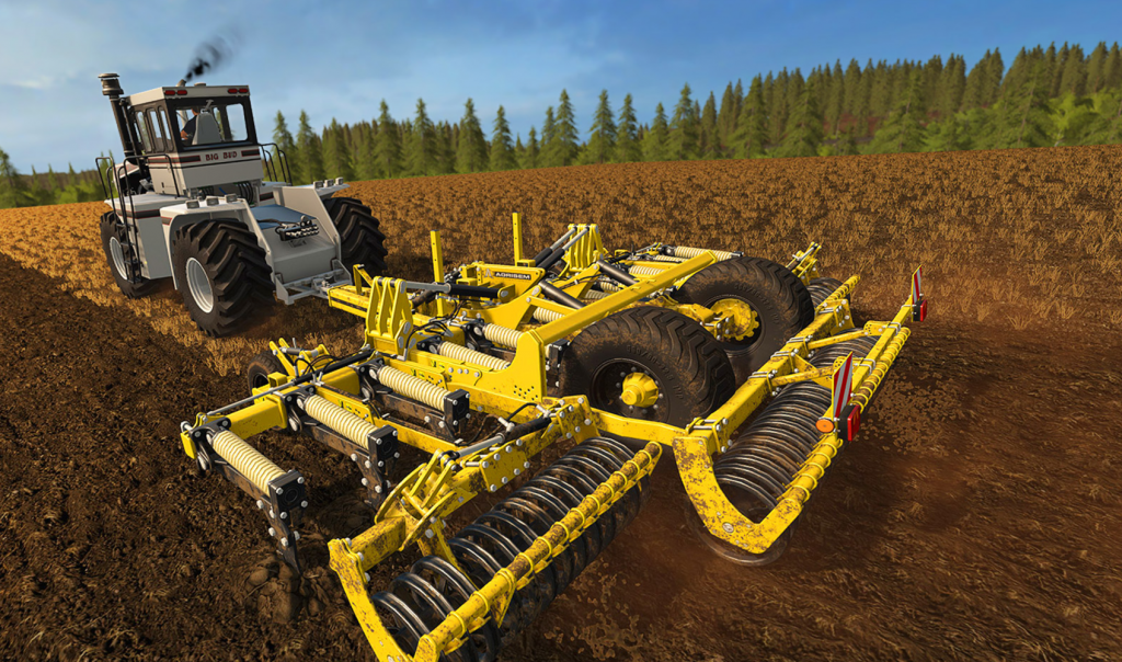 Farming Simulator 19 PS Plus May 2020