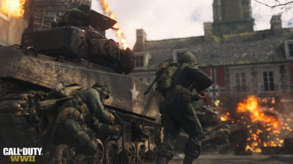 Call of Duty: WWII PS Plus June 2020 Free Game