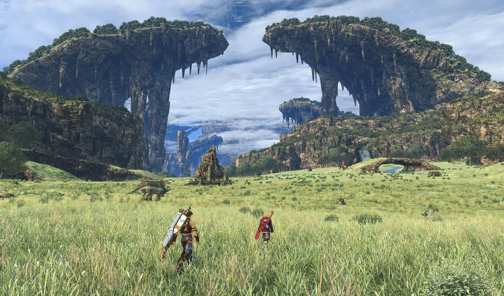 Xenoblade Chronicles: Definitive Edition Exploration