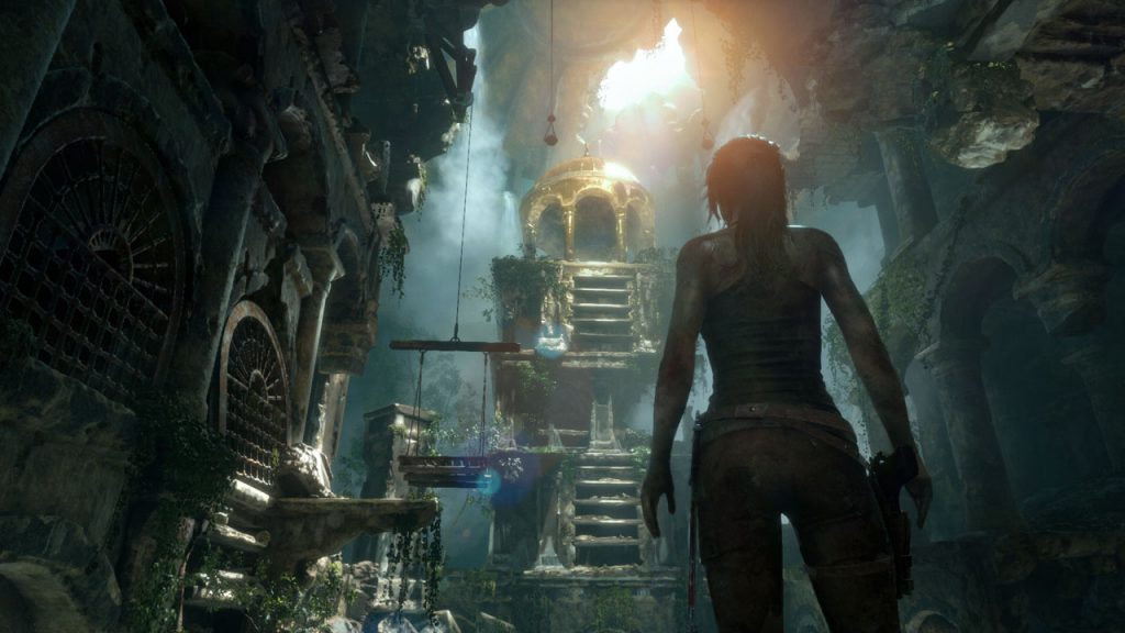 PS Plus July 2020 Free Games Rise of the Tomb Raider: 20 Year Celebration