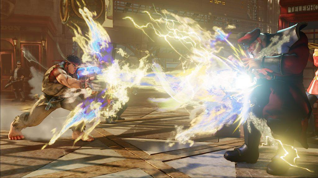 PS Plus September 2020 Free Games Street Fighter V