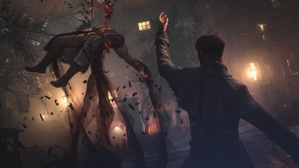 PS Plus October 2020 Free Games Vampyr