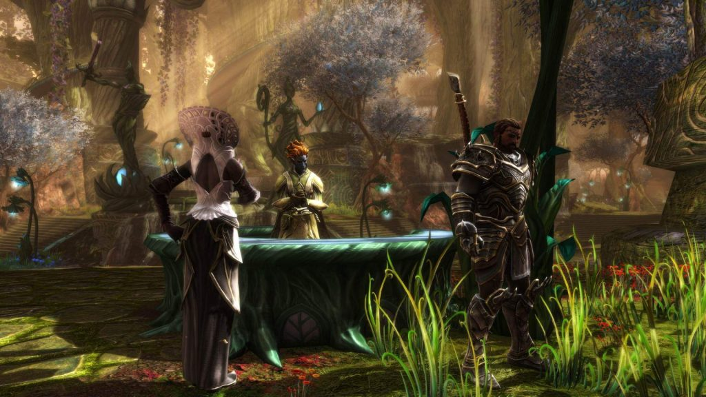 Kingdoms of Amalur: Re-Reckoning Round Table