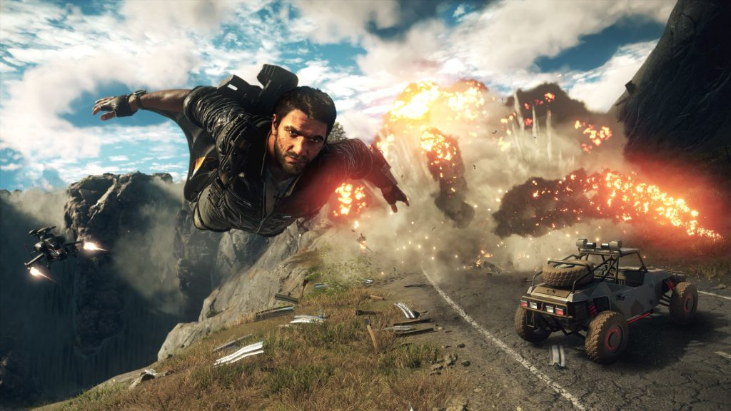 PS Plus December 2020 Free games Just Cause 4