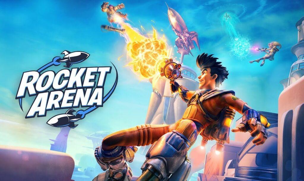 PS Plus December 2020 Free games Rocket Arena