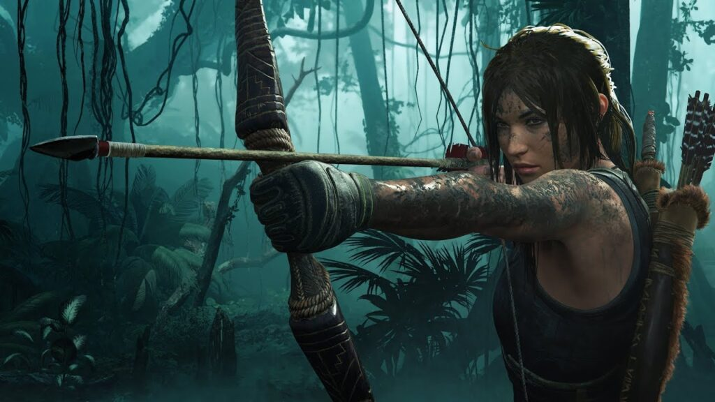 PS Plus January 2021 Free Games Shadow of the Tomb Raider